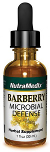 Nutramedix Barberry Microbial Defense